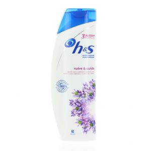 Head & Shoulders Sampon 380 ml Nourishing(nutre&cuida)