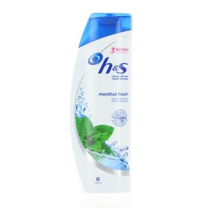 Head & Shoulders Sampon 380 ml Menthol Fresh