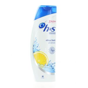 Head & Shoulders Sampon 380 ml Citrus Fresh
