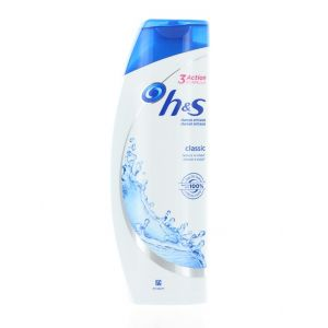 Head & Shoulders Sampon 380 ml Classic