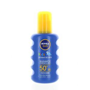 Nivea Sun Spray de corp pentru protectie solara(copii) 200 ml SPF50