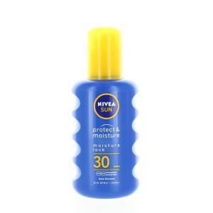 Nivea Sun Spray de corp pentru protectie solara 200 ml SPF30