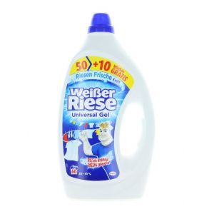 Weisser Riese Detergent lichid 3 L 60 spalari Universal