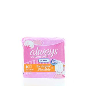 Always Absorbante 10 buc Ultra Normal