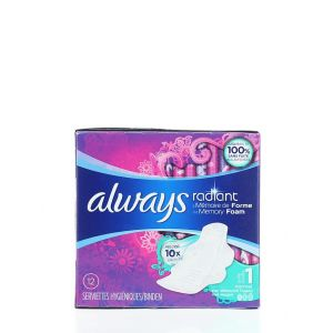 Always Absorbante12 buc Radiant Normal S1