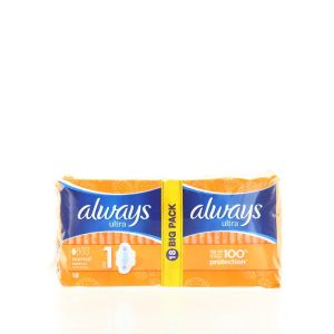 Always Absorbante 18 buc Big Pack Normal