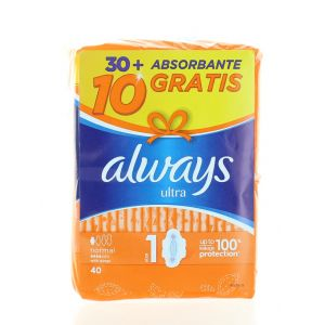 Always Absorbante 40 buc Normal Ultra