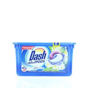 Dash Detergent Capsule 39 buc Orchidea Bianca