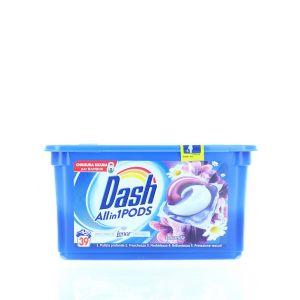 Dash Detergent Capsule 39 buc Lavanda