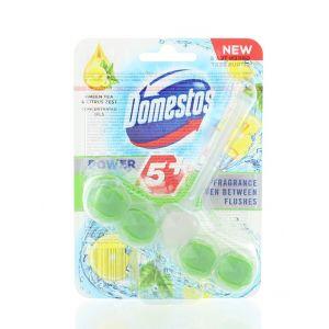 Domestos Odorizant wc cu bile 55 g Green Tea&Citrus Zest