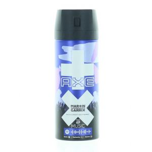 Axe Spray Deodorant 150 ml Martin Garrix Music