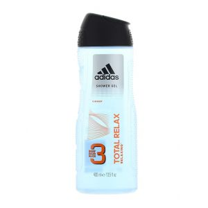 Adidas Gel de dus Barbati 400 ml 3in1 Total Relax