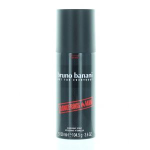 Bruno Banani Spray deodorant barbati 150 ml Dangerous Man