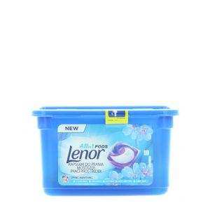 Lenor Detergent Capsule 14 Buc Allin1 Spring Awakening