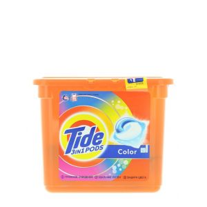 Tide Detergent Capsule 3in1 23 buc Color