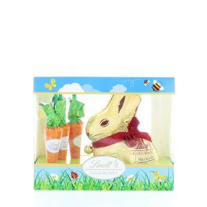 Lindt Figurina iepuras din ciocolata 140.5 g Gold Bunny