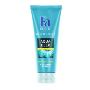 Fa Gel de dus 200 ml Men Aqua Deep (in tub)