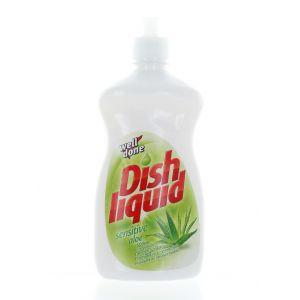 Well Done Detergent pentru vase 500 ml Sensitive Aloe