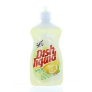 Well Done Detergent pentru vase 500 ml Lemon Essence