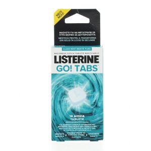 Listerine Tablete Masticabile 16 buc Menta Pura