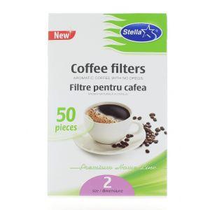 Stella Filtre pentru cafea 50 buc Nr:2