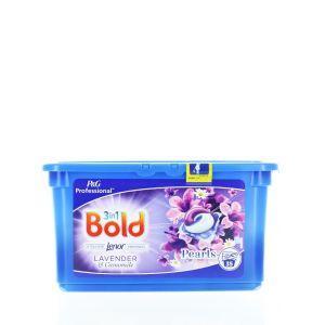 Bold Detergent Capsule 35 buc 3in1 Lavender&Camomile