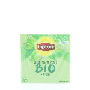 Lipton Bio Ceai verde 20 buc