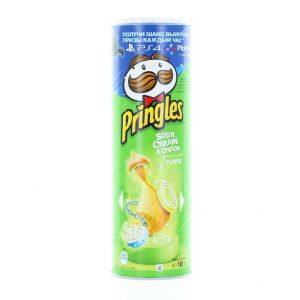 Pringles Chips 165 g Cream&Onion