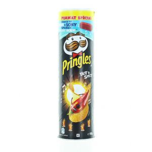 Pringles Chips 190 g Hot&Spicy