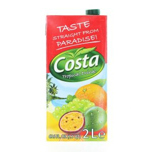 Costa Suc natural 2 l Tropical Drink