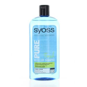 Syoss Sampon 500 ml Pure Fresh (Micellar)