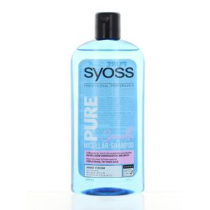 Syoss Sampon 500 ml Pure Smooth (Micellar)