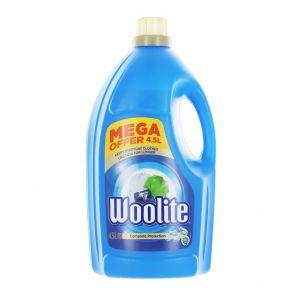 Woolite Detergent lichid 4.5 L 75 spalari Complete Protection