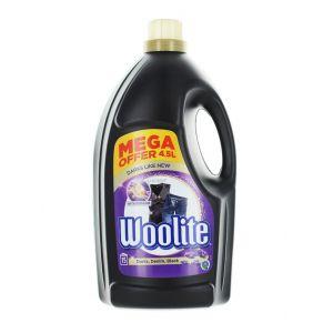 Woolite Detergent lichid 4.5 L 75 spalari Dark