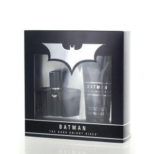 Batman Caseta:Apa de parfum+Gel de dus 30+150 ml Dark