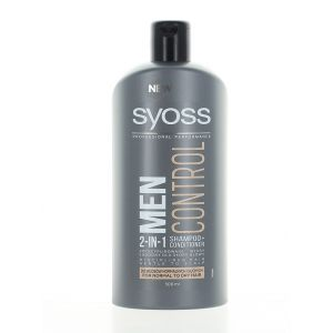 Syoss Sampon 500 ml Men 2in1 Control