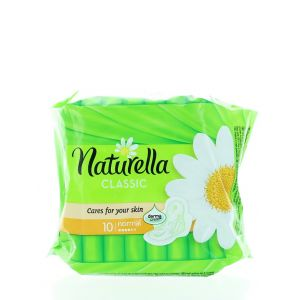 Naturella Absorbante 10 buc Normal Classic