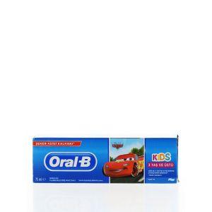 Oral-B Pasta de dinti copii 75 ml Cars3+Ani