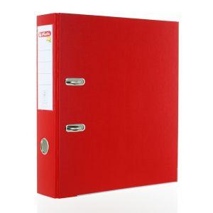 Herlitz Biblioraft One File A4 8 CM 1 buc Rosu PVC