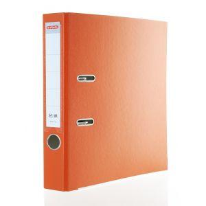 Herlitz Biblioraft A4 5CM 1 buc PP Orange