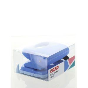 Herlitz Perforator Birou 2.0MM 1 buc Albastru
