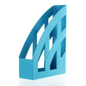 Herlitz Suport Dosare Plastic 4buc/cutie Turquoise A4