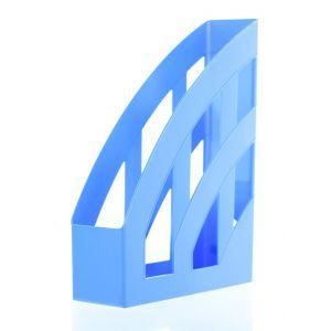 Herlitz Suport Dosare Plastic 4buc/cutie Blue A4