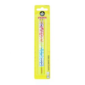 Herlitz Creion Grafit (HB) 2 buc Smiley