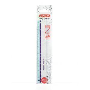 Herlitz Rigla Plastic 17 CM 1 buc MyPen