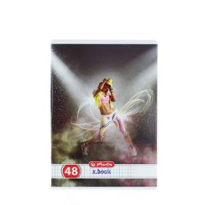 Herlitz Caiet A5 48 File Cod:539 Dance-Patratele