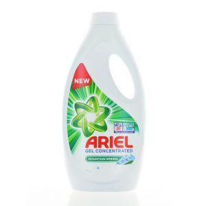 Ariel Detergent lichid 1.65 L 30 spalari Mountain Spring