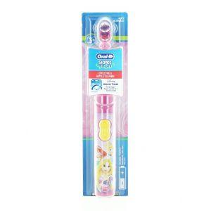 Oral-B Periuta de dinti electrica pentru copii Disney Princess 3+Ani