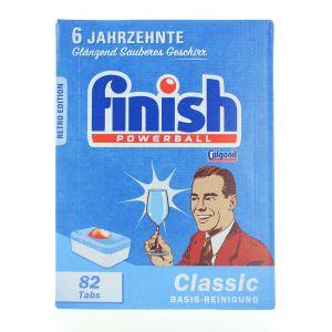 Finish Tablete pentru masina de spalat vase 82 buc Classic
