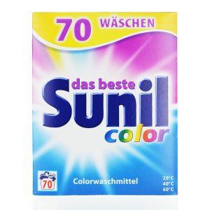 Sunil Detergent automat 4.2 kg 70 spalari Color